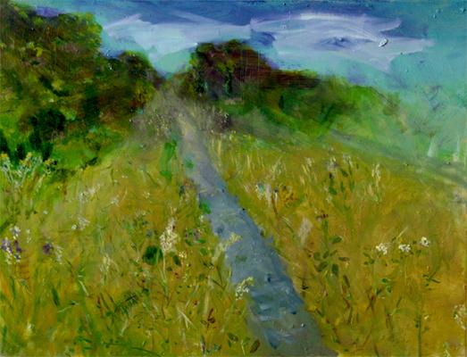 Gorilla Park Painting, Frances Foster